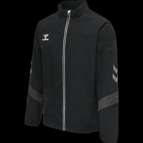 Hummel LEAD Training Jacket - Noir