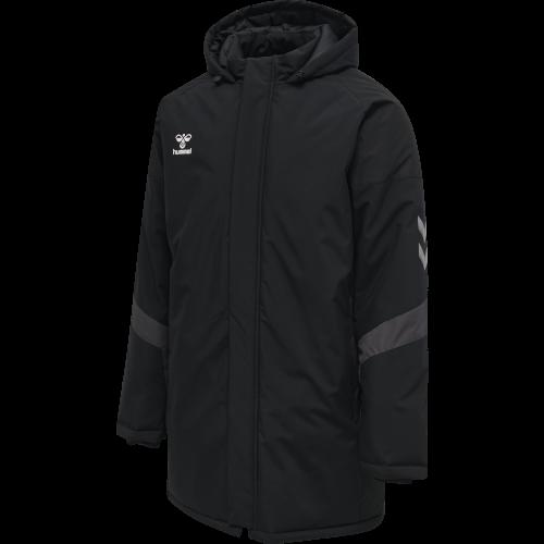 Hummel LEAD Bench Jacket - Noir