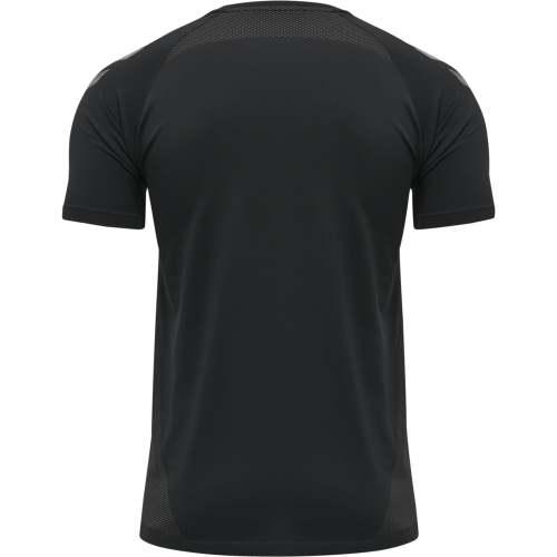 Hummel LEAD Pro Seamless Trainig Jersey -  Noir