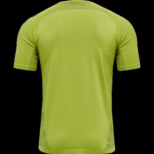 Hummel LEAD Pro Seamless Trainig Jersey - Vert