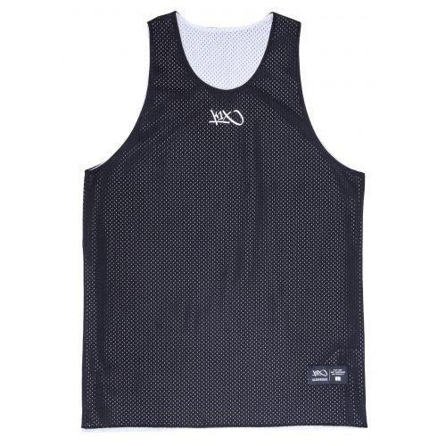 K1x Reversible Practice Jersey mk2 - Noir & Blanc