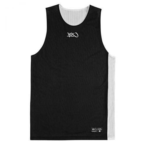 K1x Reversible Game Jersey - Noir & Blanc