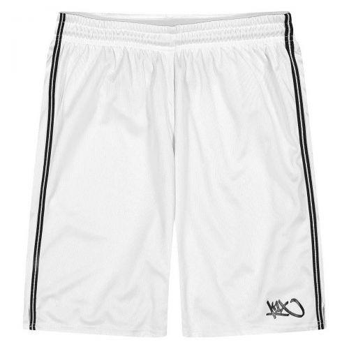 K1x Varsity Short -Blanc & Noir