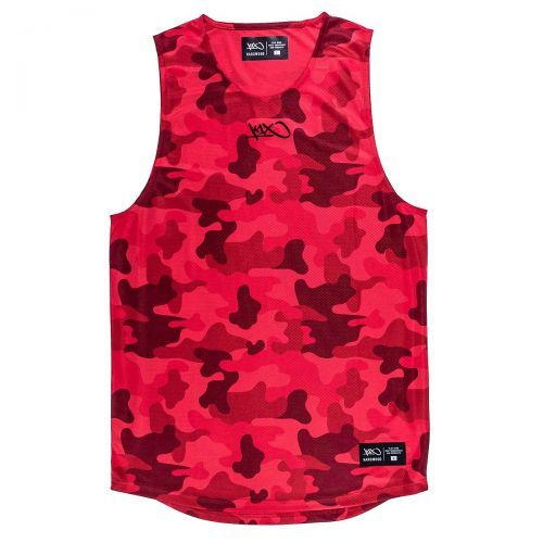K1x Gravity Jersey Camouflage - Rouge Camo