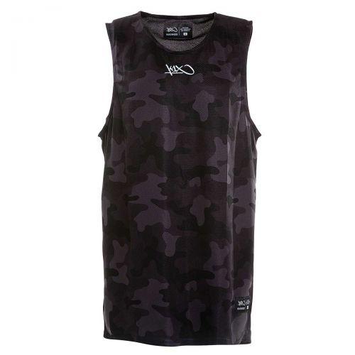 K1x Gravity Jersey Camouflage - Noir Camo