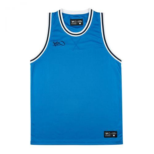 K1x Double X Jersey - Bleu