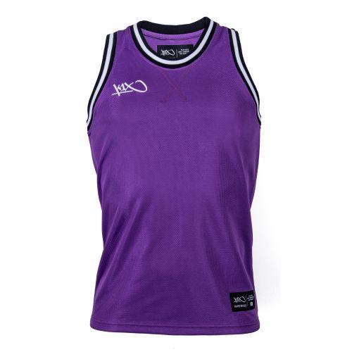 K1x Ladies Double X Jersey - Violet