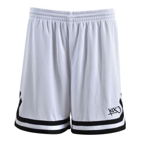 K1x Ladies Double X Shorts - Blanc