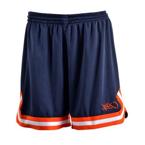 K1x Ladies Double X Shorts - Marine & Orange