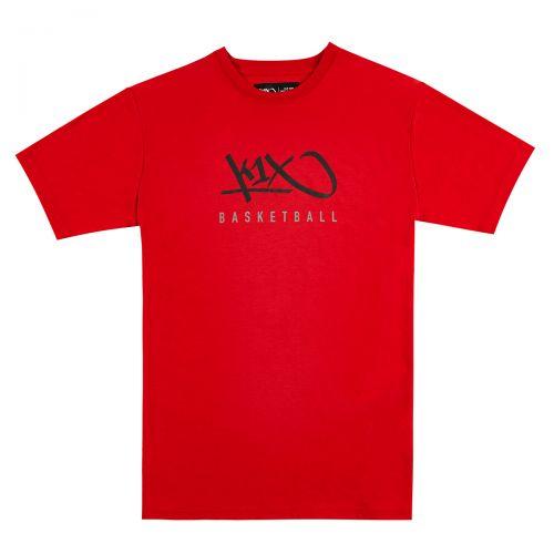 K1x Hardwood Tee - Rouge