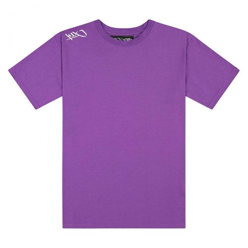 K1x Small Tag Tee - Violet