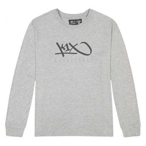 K1x Hardwood Longsleeve - Gris