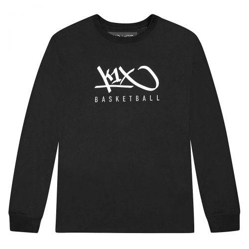 K1x Hardwood Longsleeve - Noir