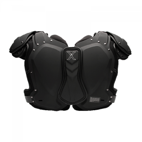 Xenith Xflexion Shoulderpads - Dos