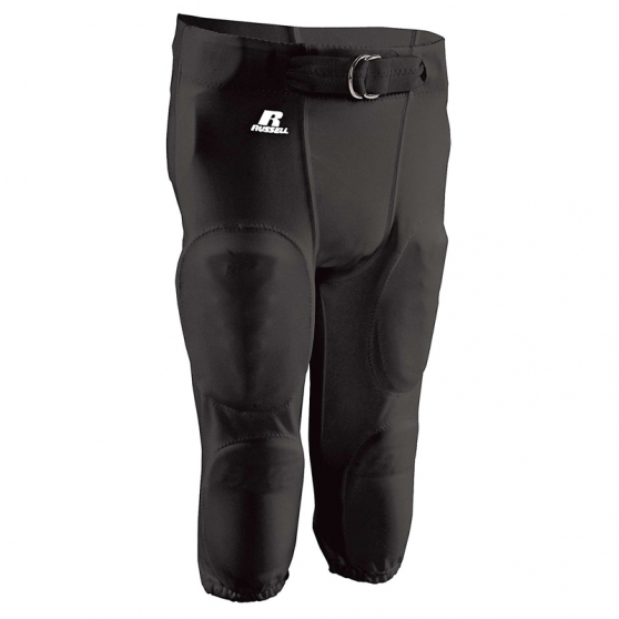 Russell Athletic Practice Pant - Noir