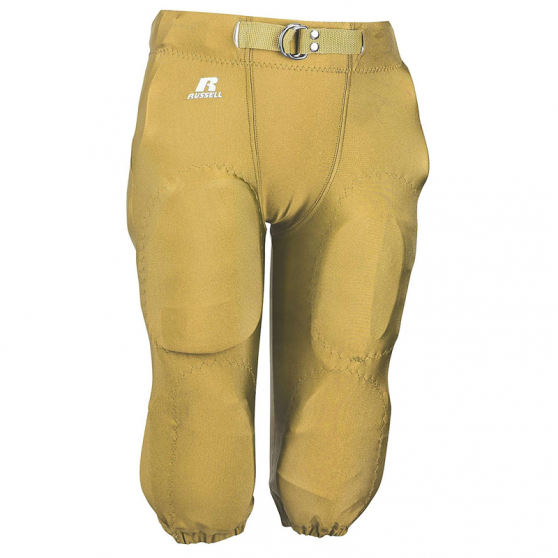 Russell Athletic Deluxe Game Pant - GT Gold