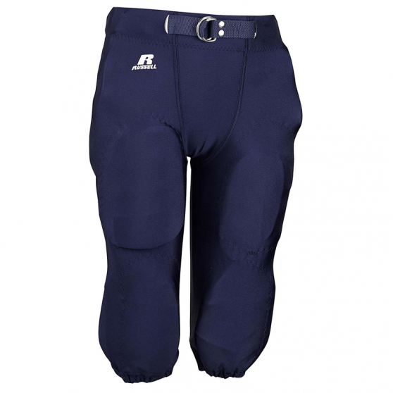Russell Athletic Deluxe Game Pant - Bleu Marine