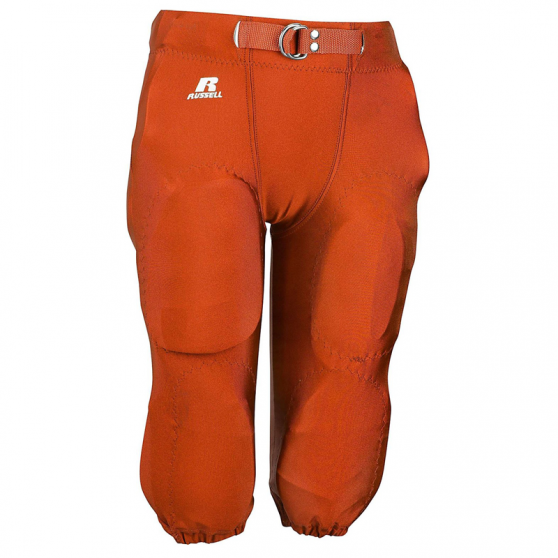 Russell Athletic Deluxe Game Pant - Orange