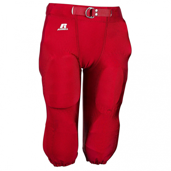 Russell Athletic Deluxe Game Pant - Rouge