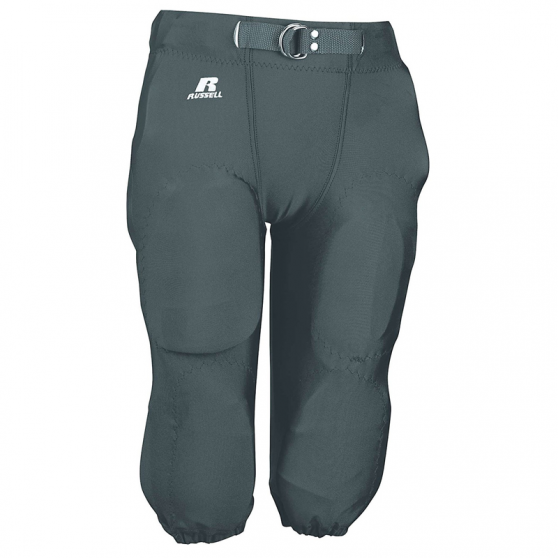 Russell Athletic Deluxe Game Pant - Anthracite