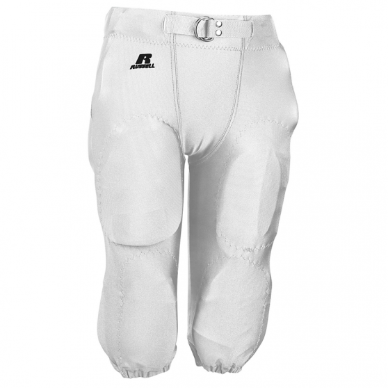 Russell Athletic Deluxe Game Pant - Blanc