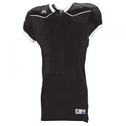 Russell Athletic Color Block Home Jersey - Noir