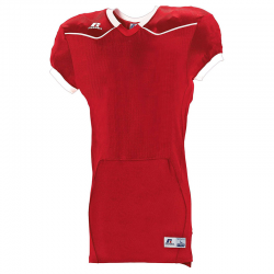 Russell Athletic Color Block Home Jersey - Rouge
