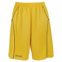 Spalding Crossover Shorts - Jaune