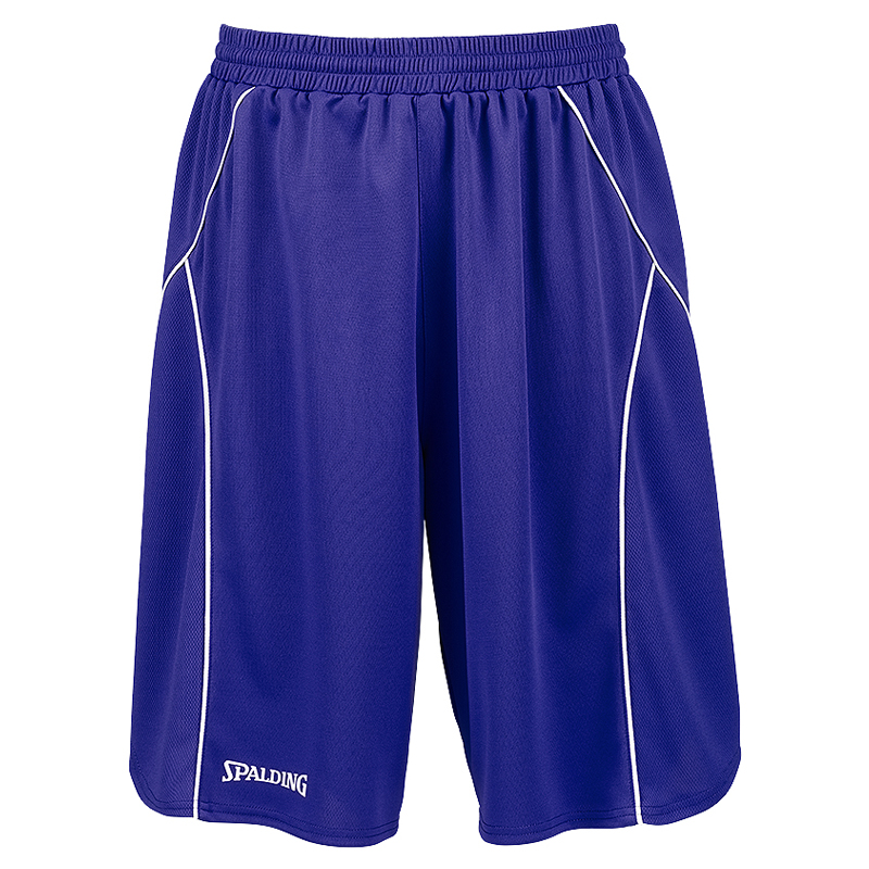 Spalding Crossover Shorts - Royal