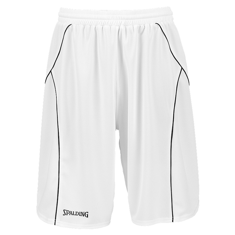 Spalding Crossover Shorts - Blanc