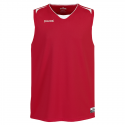 Spalding Attack Tank Top - Rouge
