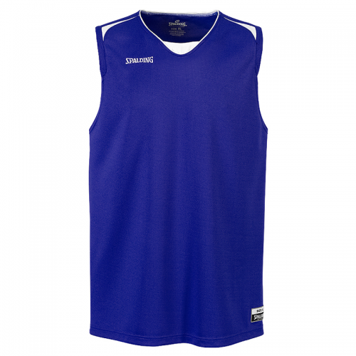 Spalding Attack Tank Top - Royal