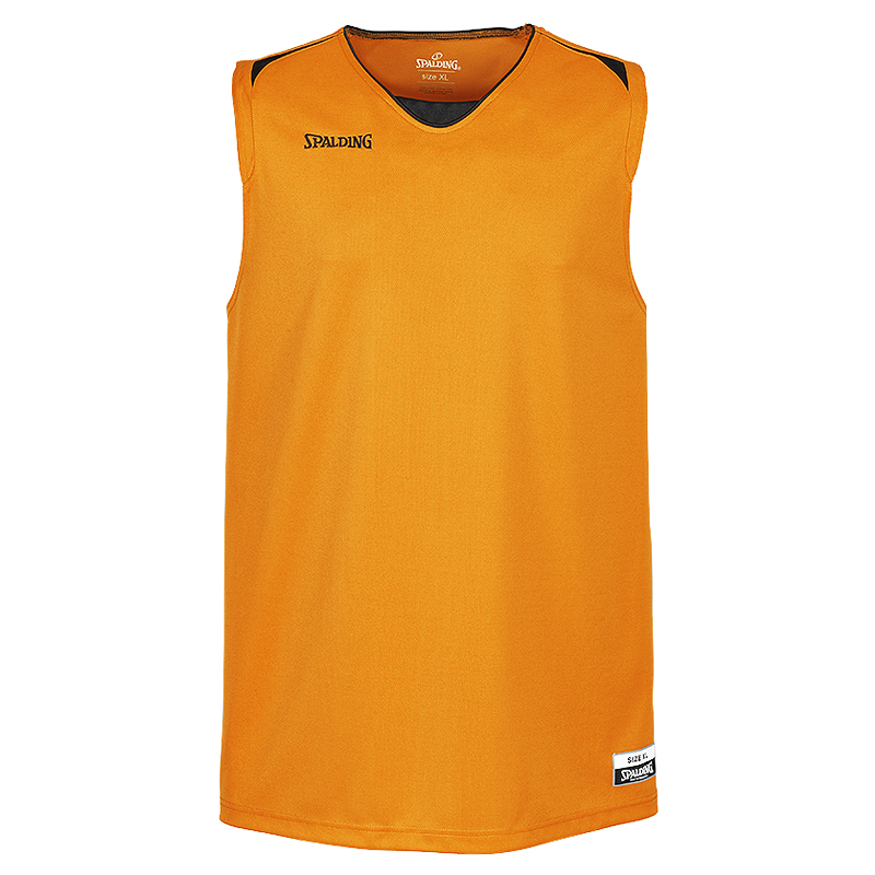 Spalding Attack Tank Top - Orange