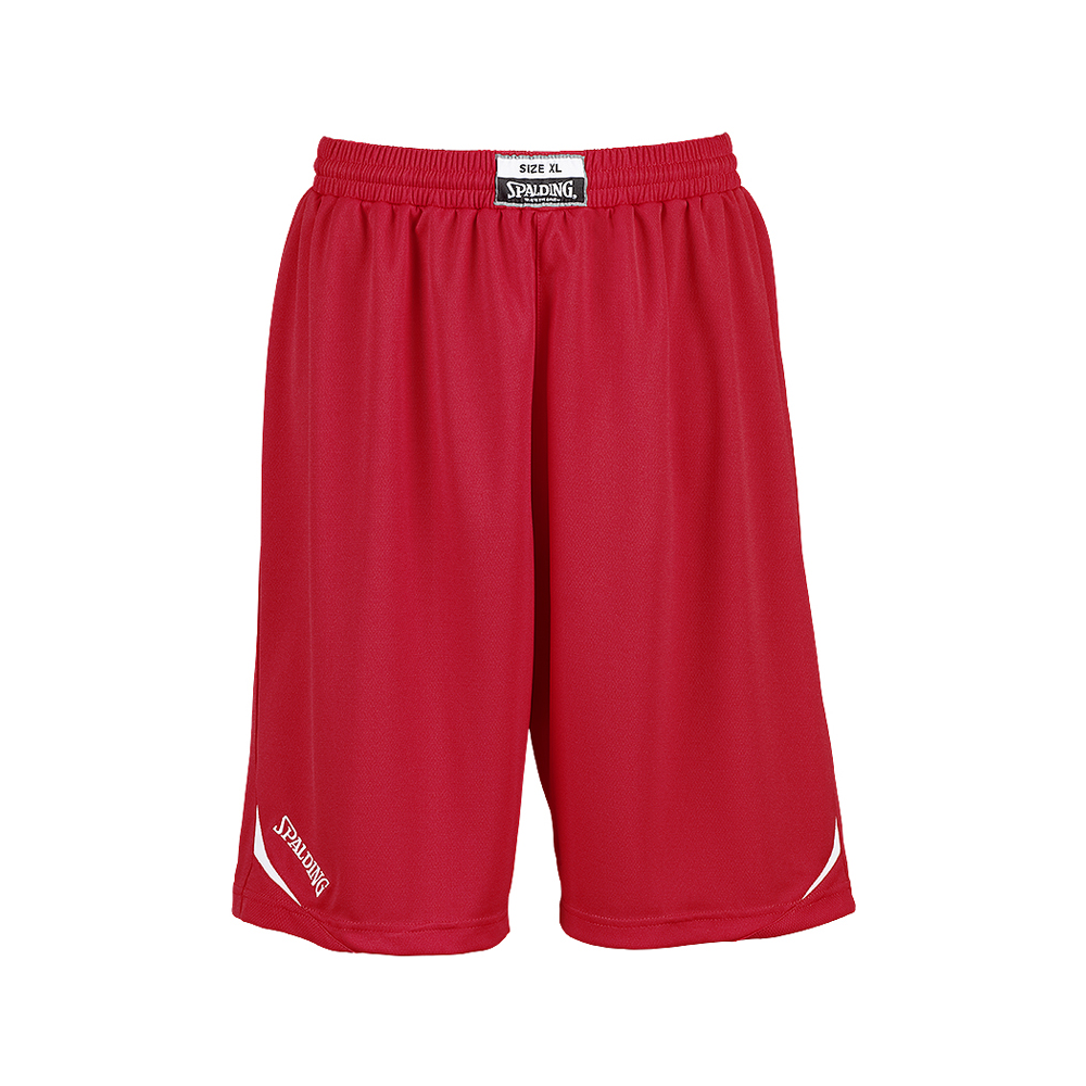 Spalding Attack Shorts - Rouge