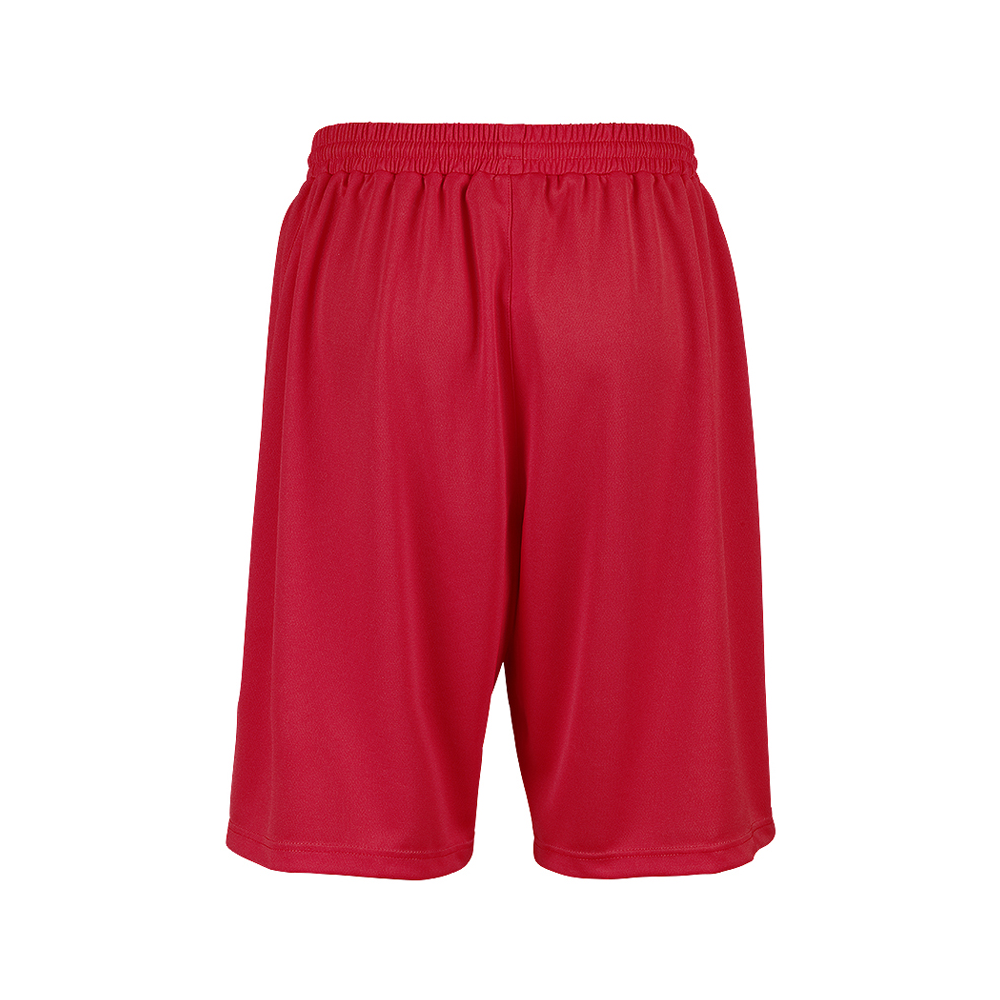 Spalding Attack Shorts - Rouge - Dos