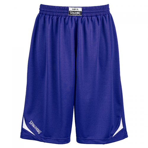 Spalding Attack Shorts - Royal