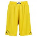 Spalding Attack Shorts - Jaune