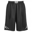 Spalding Attack Shorts - Noir & Blanc