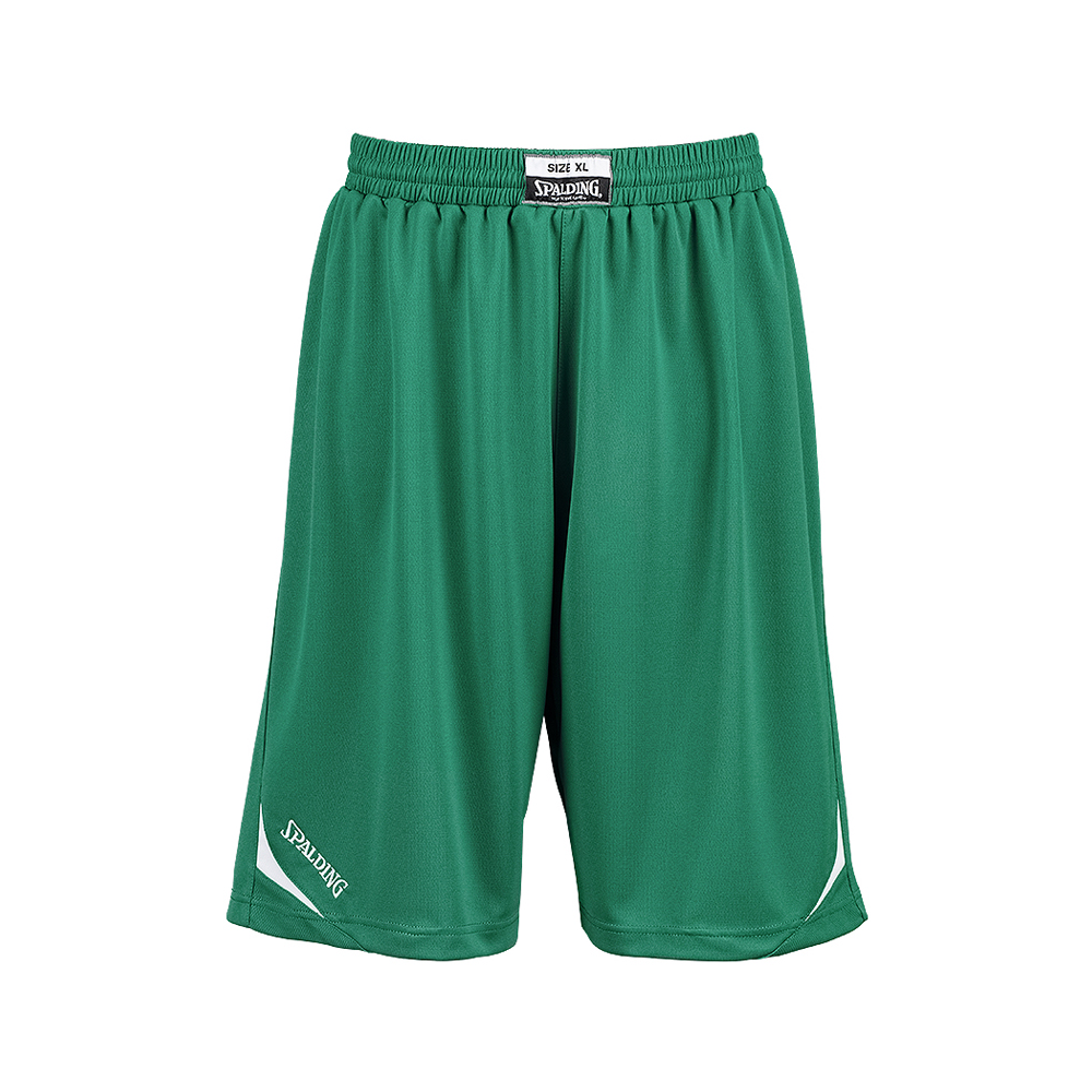 Spalding Attack Shorts - Vert