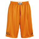 Spalding Attack Shorts - Orange