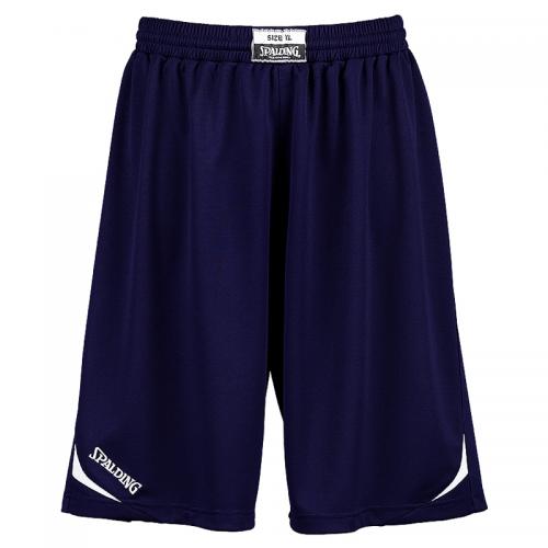 Spalding Attack Shorts - Marine