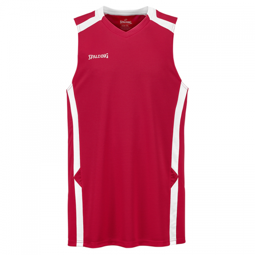 Spalding Offense Tank Top - Rouge