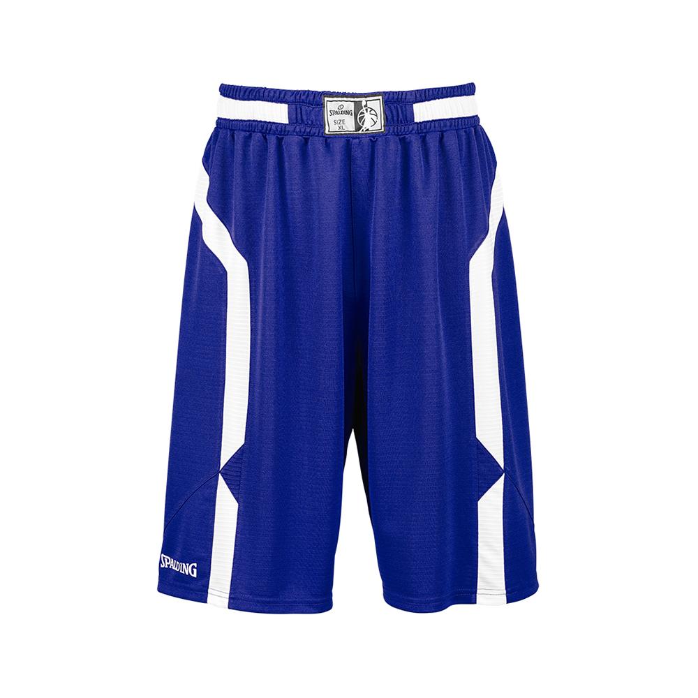 Spalding Offense Shorts - Royal / Blanc