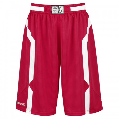 Spalding Offense Shorts - Rouge