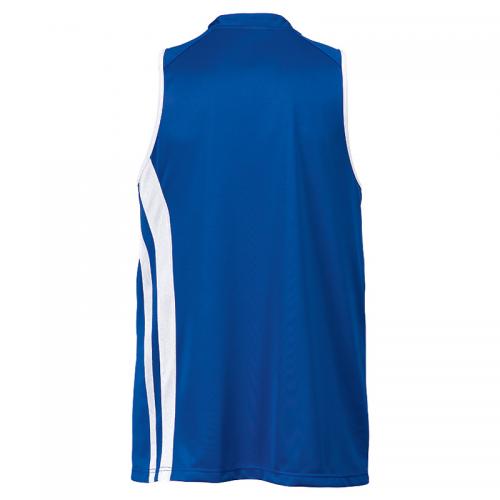 Spalding MVP Tank Top - Bleu royal & blanc - Dos