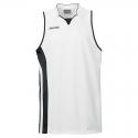 Spalding MVP Tank Top - Blanc & Noir