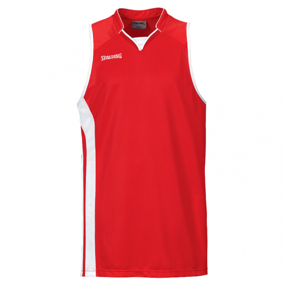 Spalding MVP Tank Top - Rouge