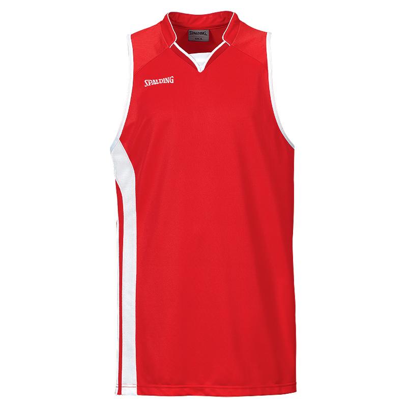 Spalding MVP Tank Top - Rouge
