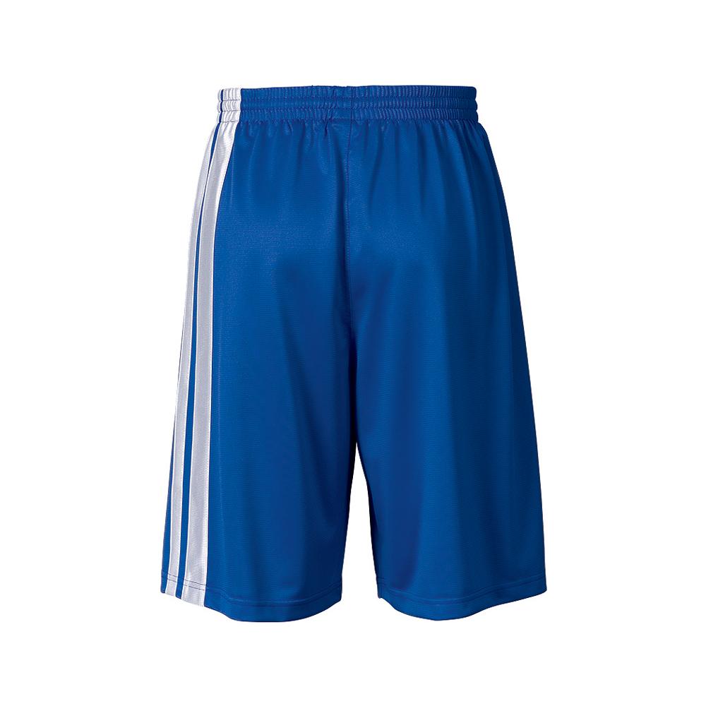 Spalding MVP Shorts - Bleu royal & Blanc - Dos