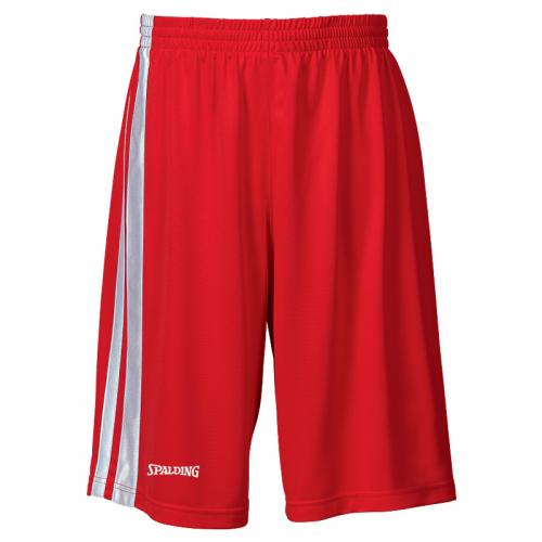 Spalding MVP Shorts - Rouge